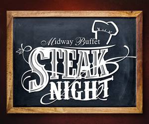 Thursday Steak Night