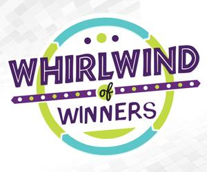 Whirlwind of Winners