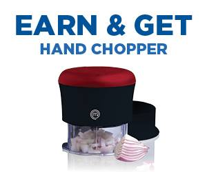 Earn & Get Hand Chopper